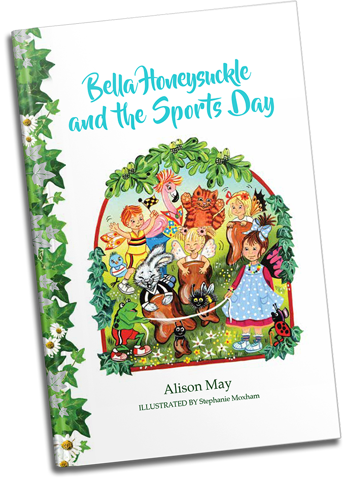 Bella Sports day hardback